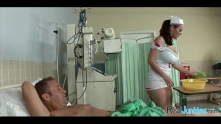 big tit nurse fucked in hospital 017