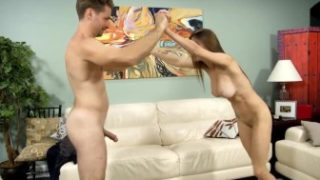 daddy teaches daughter to dirty wrestle wf HD